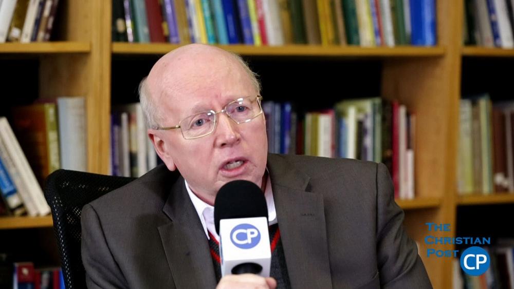 GEOFF TUNNICLIFFE - SECRETAR GENERAL ALIANTA EVANGHELICA MONDIALA