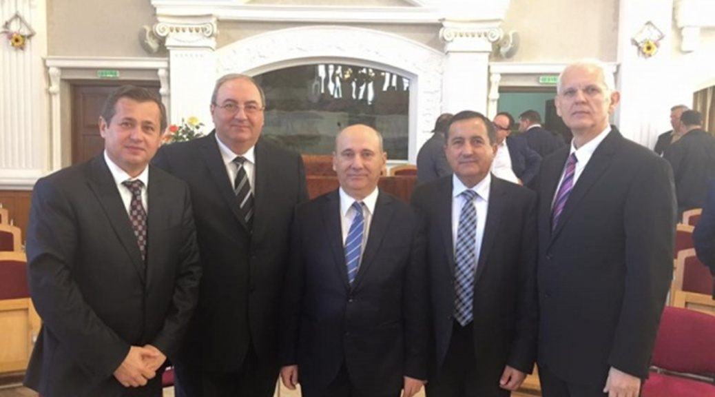 CONGRESUL ALIANTEI EVANGHELICE DIN ROMANIA - ARAD - 2 OCTOMBRIE 2015