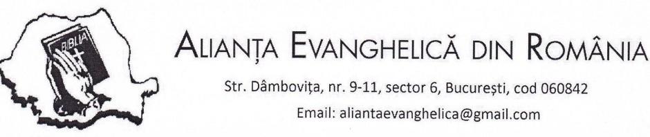 ALIANTA EVANGHELICA DIN ROMANIA