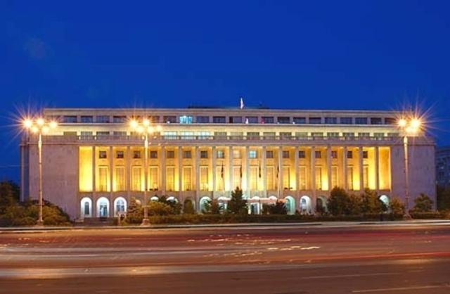 GUVERNUL ROMANIEI - PALATUL VICTORIA