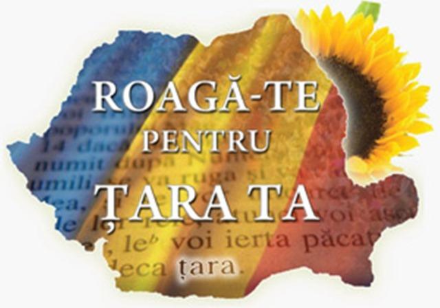 RUGACIUNE PENTRU ROMANIA