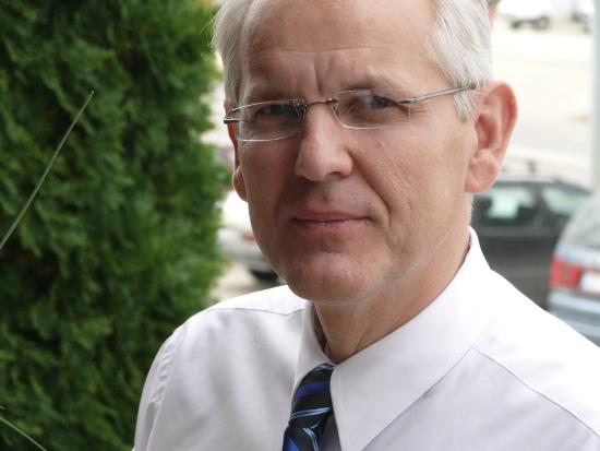 VIOREL IUGA - PASTOR BAPTIST - PRESEDINTELE ALIANTEI EVANGHELICE DIN ROMANIA