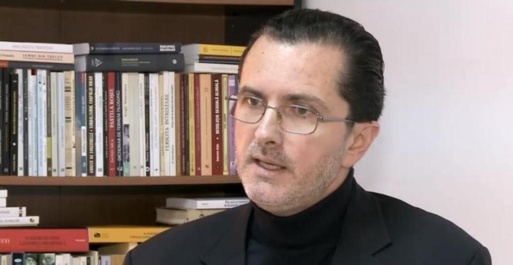 VASILE BANESCU PURTATOR DE CUVANT AL PATRIARHIEI ROMANE
